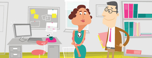 Psoriasis in the Workplace: Does my Boss Need to Know? image