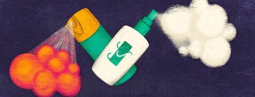 Bug Spray and Psoriasis image