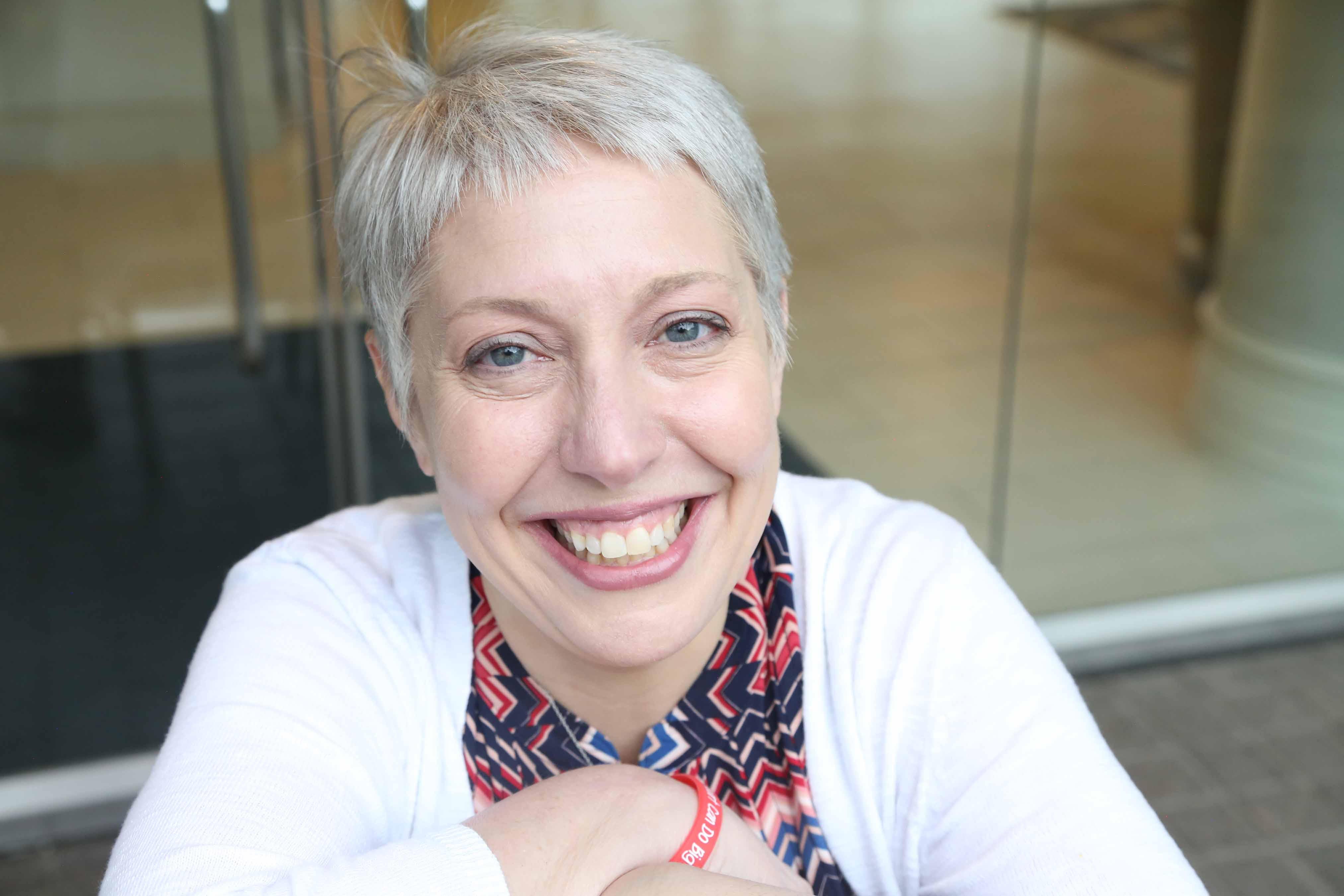 Psoriatic Arthritis Community Advocate Julie Greenwood