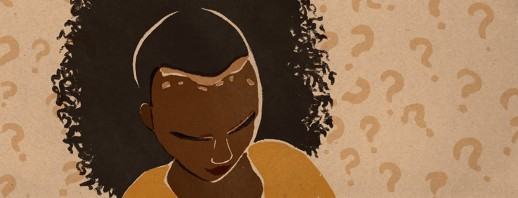 Living with Scalp Psoriasis as a Women of Color image